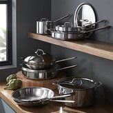 Crate & Barrel All-Clad ® Stainless 14-Piece Cookware Set with Bonus