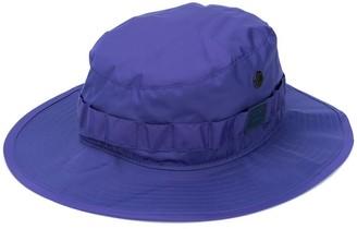 Acne Studios Logo Plaque Bucket Hat