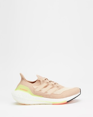 adidas Women's Neutrals Running - Ultraboost 21 - Women's - Size 6 at The Iconic
