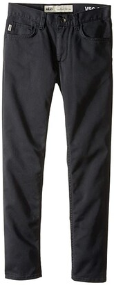 Vans Kids V56 Standard AV Covina Jeans (Little Kids/Big Kids) (New Charcoal) Boy's Jeans