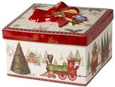 Villeroy & Boch Christmas Toys Gift Box Train Medium