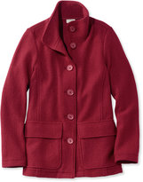 L.L. Bean Women's Bean's Boiled Wool Jacket