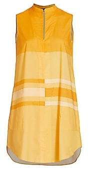 Akris Women's Long Sleeveless Tunic