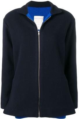 Stephan Schneider knitted sports jacket