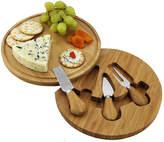 Picnic at Ascot Feta Bamboo Cheese Board Set