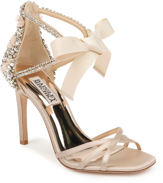 Badgley Mischka Joanie High-Heel Sandals