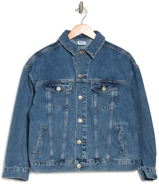BDG Boxy Western Denim Jacket