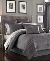 J Queen New York Bohemia Graphite California King Comforter Set