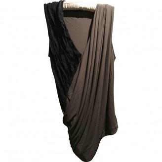 Rag & Bone Grey Silk Top for Women
