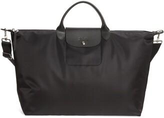 Longchamp Le Pliage Neo 18-Inch Nylon Travel Bag