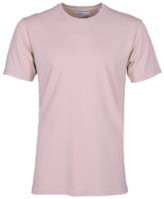 Colorful Standard - Faded Pink Classic Organic Tee - S - Pink