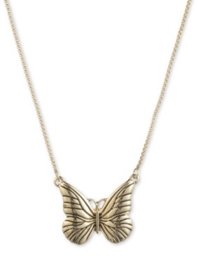 State of Kind Butterfly Pendant