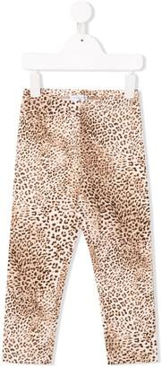 MonnaLisa Leopard Print Leggings