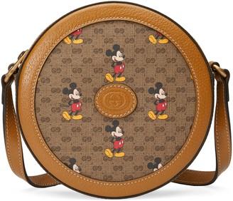 Gucci Disney x round shoulder bag