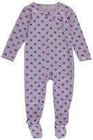 "Carter's Little Girls' Toddler ""Heart of Hearts"" Footed Pajamas"