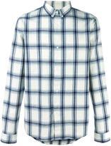 A.P.C. checked shirt