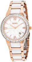 Roberto Bianci Womens Two Tone Bracelet Watch-Rb58721