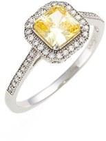 Lafonn 'Lassaire' Yellow Stone Ring