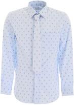 Burberry Shirt And Tie Set