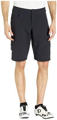 Pearl Izumi Canyon Shell Shorts (Black) Men's Workout
