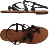 Maison Scotch Toe strap sandals