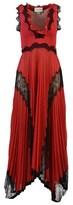 Gucci Women's Red Viscose Dress.