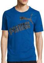 Puma Fastbreak Short-Sleeve Graphic Tee