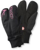 L.L. Bean Kikkan Randall Lobster Mitt XC Gloves