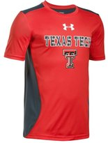 Under Armour Boys' Texas Tech UA TechTM CB T-Shirt