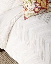 C & F Enterprises Full/Queen Candlewick Dove Quilt
