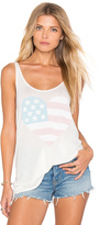 Wildfox Couture Sun Bleached Heart Top