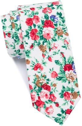 Original Penguin Sicari Floral Tie