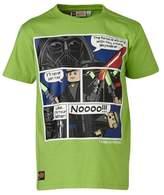 Lego Wear Boys' T-Shirt Green - Grnn (DUSTY GREEN)