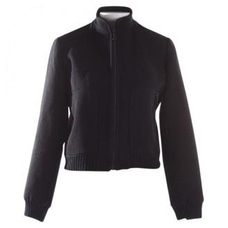 Jeremy Scott Black Wool Jacket for Women