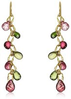 Mabel Chong - Strawberry Kiwi Earrings