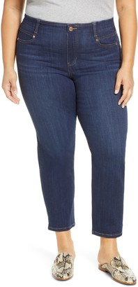 Liverpool Gia Glider Pull-On Ankle Slim Jeans