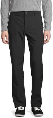 Hi Tec Sports Usa Hi-Tec Water Resistant Comfort Mens Modern Fit Flat Front Pant