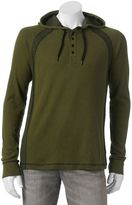 Rock & Republic Big & Tall Thermal Henley