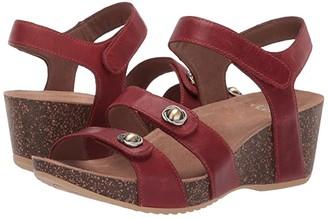 Dansko Savannah (Black Waxy Burnished) Women's Sandals