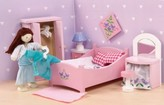 The Well Appointed House Le Toy Van Sugar Plum Bedroom Furniture for Doll Houses