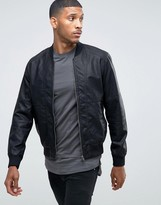 Jack & Jones Vintage Faux Leather Bomber