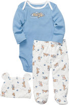 Osh Kosh 3-Piece Bodysuit Pants Set