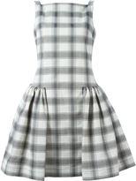 Vivienne Westwood sleeveless checked dress