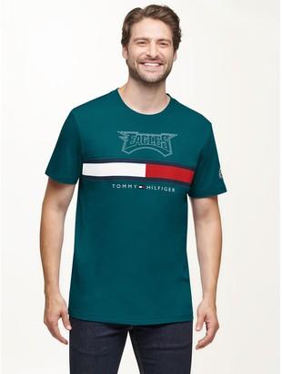 Tommy Hilfiger Philadelphia Eagles Flag T-Shirt