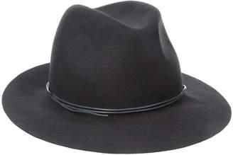 Hat Attack Women's Wool Felt Avery Fedora Hat