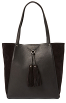 Frye Clara Leather & Suede Tote
