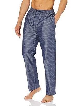 BOSS Men's Premium Pants Pyjama Bottoms, Dark Blue 401, Medium
