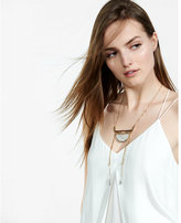 Express capwell luna necklace