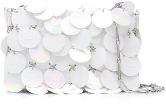 Paco Rabanne Paillette-Embellished Shoulder Bag