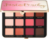Too Faced Just Peachy Velvet Matte Eye Shadow Palette - Peaches and Cream Collection
